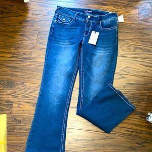 Wallflower Curvy Fit Boot cut Jeans
